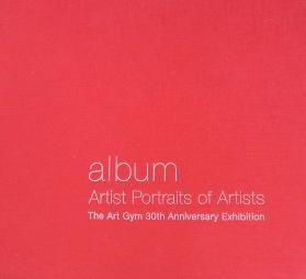album . Art Gym collection of artsts portraits of artists