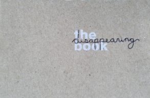 The Disappearing Book . various artists and writers illustrate endangered animals . published by Container Corps